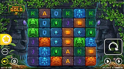 monkeys gold xpays mechanic nolimit city new game