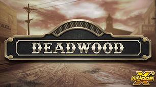 deadwood logo nolimit city gamblers paradise online slots review