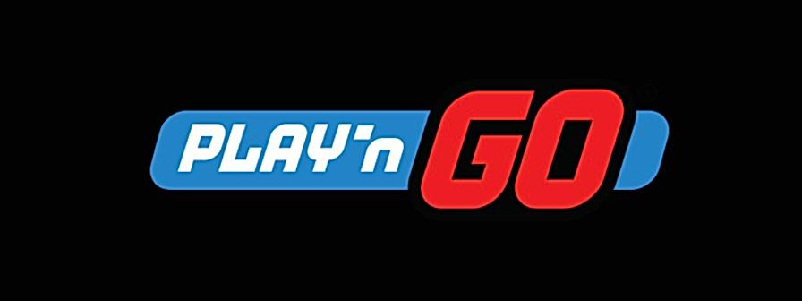 Play'n go logo gamblers paradise slot provider
