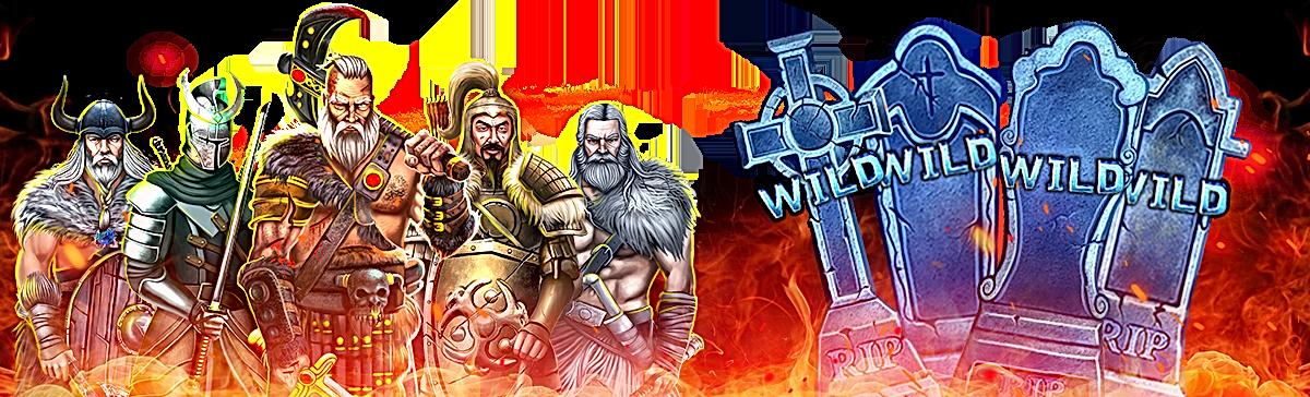 warrior graveyard nolimit city wilds