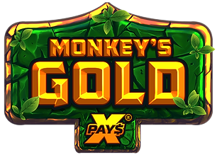 monkeys gold logo nolimit city gamblers paradise online slots review