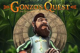gonzos quest logo netent net entertainment gamblers paradise online slots review