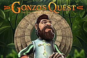 gonzos quest logo netent net entertainment gamblers paradise online slots review