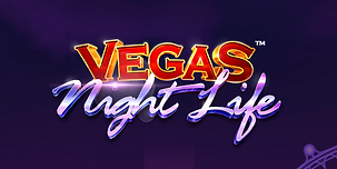 vegas night life logo netent net entertainment gamblers paradise online slots review