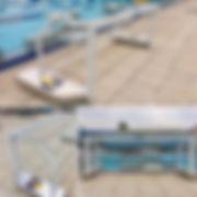 water polo goal τερμα υδατοσφαιρισης  compact termata.gr compactgoals  waterpolo αοπφ παλαιο φαληρο aopf waterpolo team