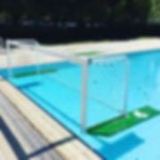 compact goals compact water polo goals termata τερματα υδατοσφαιρισης compact refurbish ανακατασκευη τερματων