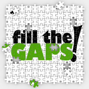 Gap insurance, Puzzle piece, Critical Illness, life insurance, hospital indemnity