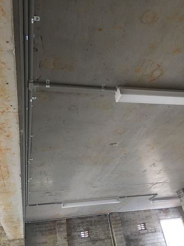 Family First Electrical - Conduit work in Eastwood and Lighting installation