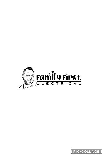 Family First Electrical Logo