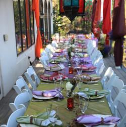 Marrakesh Inspired Board Dinner