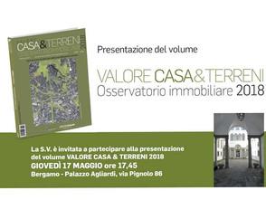 Presentazione Valore Casa & Terreni 2018