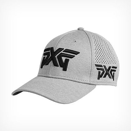 PXG LASER MESH SHADOW TECH FITTED CAP GREY