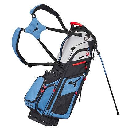 Mizuno BR-D4 Stand Bag 6 Way Blue/Black