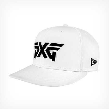 PXG 3D Adjustable Cap - White