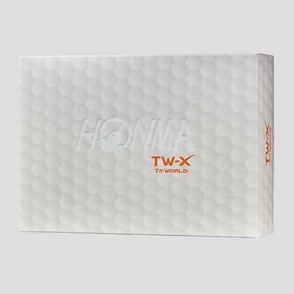 Honma TW-X Golf Balls (Dozen)