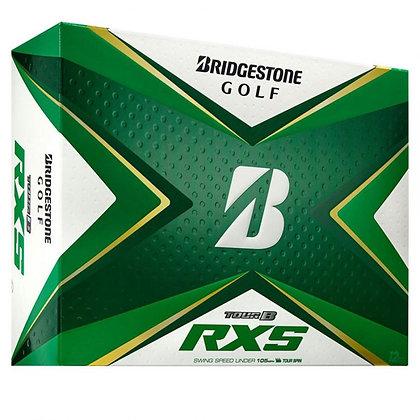 Bridgestone Tour B RXS 2020 Golf Balls (Dozen)