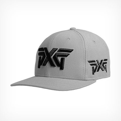 PXG DIAMOND ERA ADJUSTABLE CAP GREY