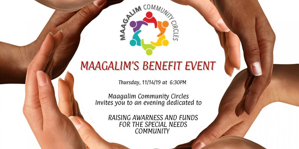 Maagalim's Benefit Event