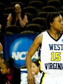 Akeema Richards for WVU