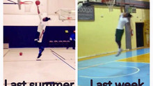 I'm Getting Close to Dunking