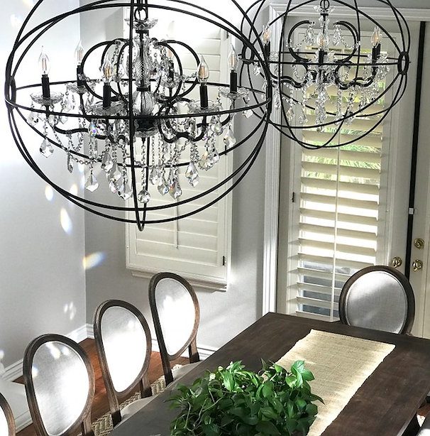 Dining Room in Casabella Project