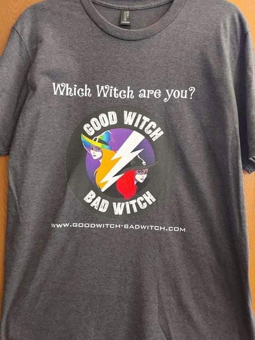Good Witch Bad Witch T-Shirt