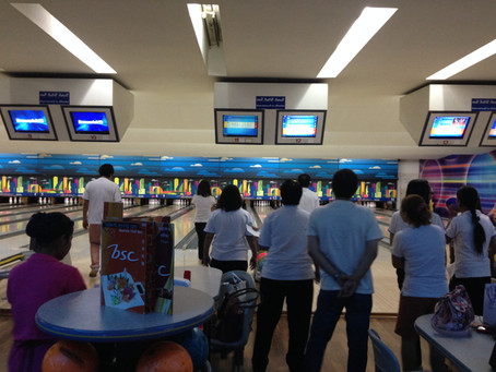 1st Bowling Competition