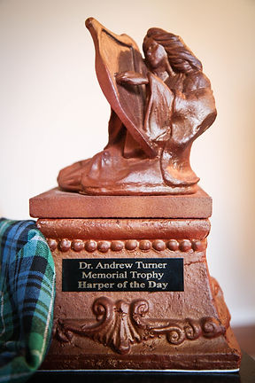 The DoctorAndrew Turner Memorial Trophy