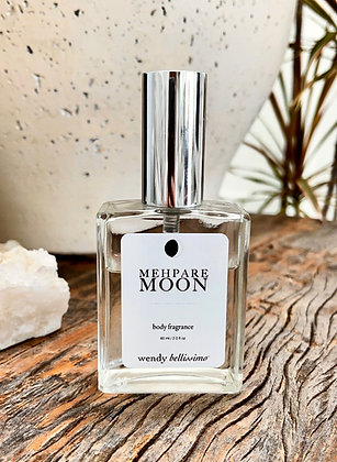 Mehpare Moon Body Fragrance by Wendy Bellissimo