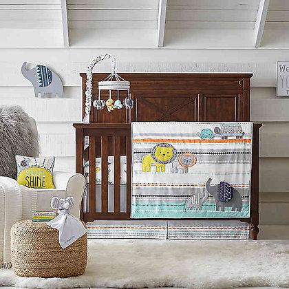 Wendy Bellissimo™ Sawyer Jungle Crib Bedding Collection