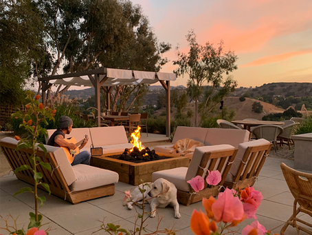 HOW TO: CREATE A DIY OUTDOOR FIRE PIT