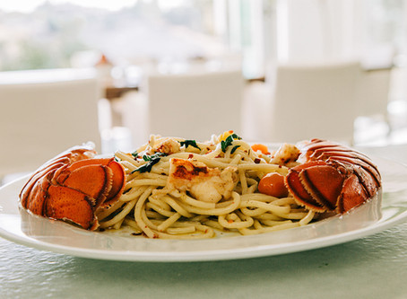 JOE'S LOBSTER PASTA