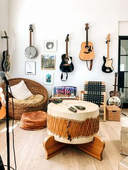 bellissimo music room