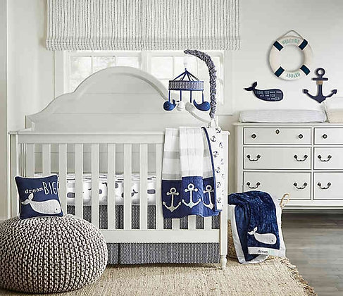 Wendy Bellissimo™ Landon Crib Bedding Collection
