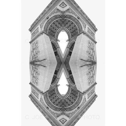 Arc De Triomphe Kaleidescope