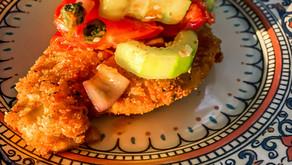 Chicken Cutlet Milanese