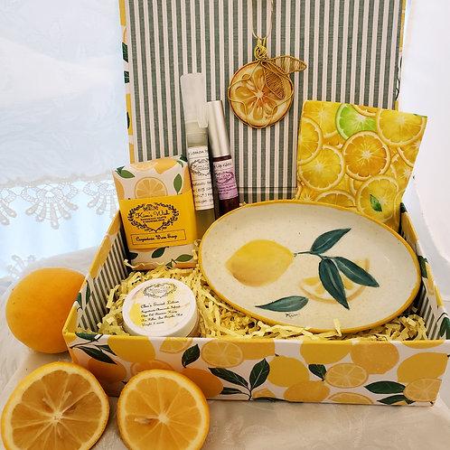 Spring Lemon Box