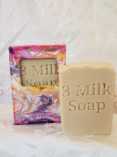 3 Milk Soap