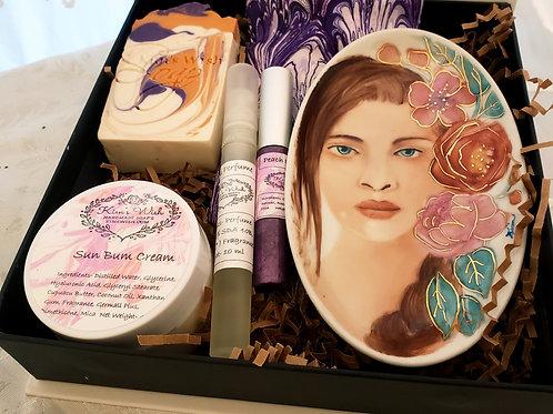 Portrait Garden Box