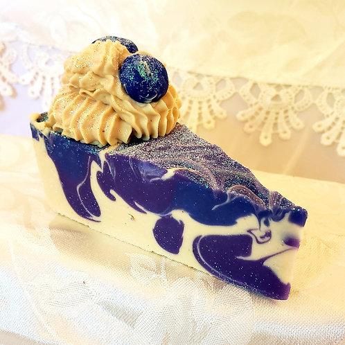 Blueberry Cream Pie Soap