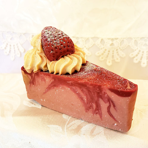 Strawberry Cream Pie Soap