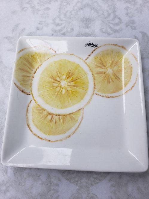 Lemon Plate 1