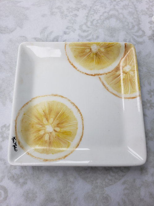 Lemon Plate 2