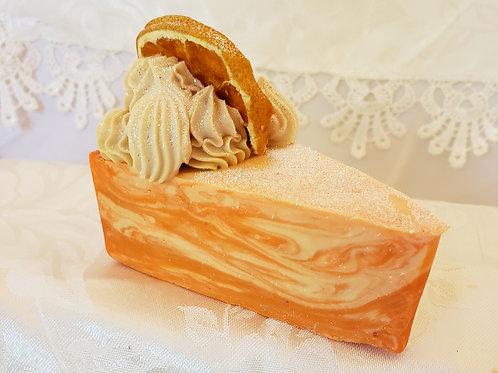 Orange Cream Pie Soap