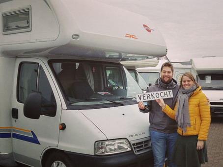 WE DID IT - We bought a camper!