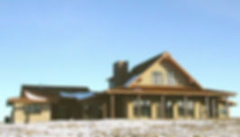 DGStamp Architects Don Stamp NCARB Southeast Southcentral Idaho Western Montana Architect Blaine County Idaho Residence