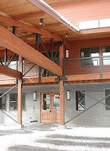 DGStamp Architects Don Stamp NCARB Commercial Architecture Projects Southeast Southcentral Idaho Western Montana Architect