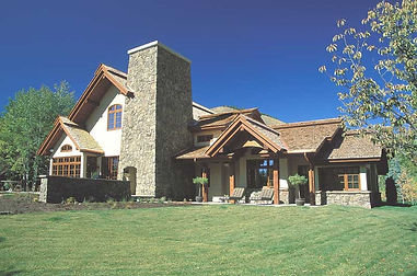 DGStamp Architects Don Stamp NCARB Southeast Southcentral Idaho Western Montana Architect Wood River Valley Idaho Residence