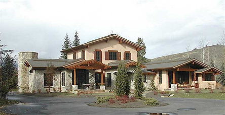 DGStamp Architects Don Stamp NCARB Southeast Southcentral Idaho Western Montana Architect Ketchum Idaho Residence