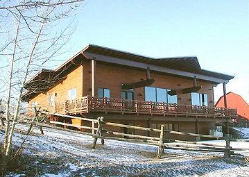 DGStamp Architects Don Stamp NCARB Architect Sacajawea Center, Salmon, Idaho